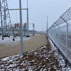 Realizacje - Stacja energetyczna - Górka Duchowna - Projekt Budowa